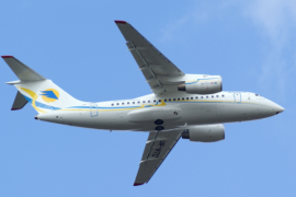Mengenal pesawat An-148 yang jatuh di Moskow kemarin