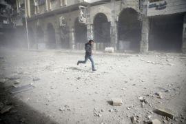 Kelompok gerilyawan di Ghouta Timur umumkan gencatan senjata