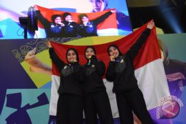 Pelatnas pencak silat jelajahi Vietnam-Thailand perkuat persiapan Asian Games 2018