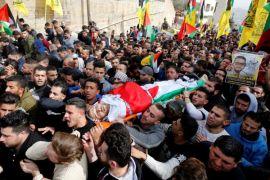 40 orang Palestina cedera dalam bentrokan dengan tentara Israel