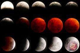 LAPAN nyatakan 28 Juli gerhana bulan total terlama
