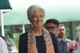 Pesawat yang membawa direktur IMF mendarat darurat di Argentina