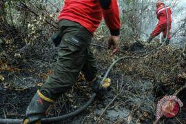 Dua helikopter padamkan kebakaran Riau