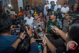 Ketua DPR dan Panglima TNI datangi Gereja Santa Lidwina
