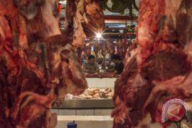 Harga daging sapi tembus Rp120.000/kg