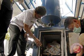 BNN Riau musnahkan Rp4,5 miliar sabu-sabu