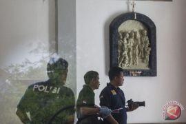 Pasca-Gereja Santa Lidwina, polisi minta masyarakat tak takut
