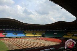 Wapres batal tinjau stadion Bekasi pada Selasa