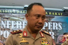 Bom panci di Mapolres Indramayu berdaya ledak rendah