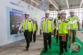 Kemenhub puas kemajuan pembangunan Bandara Ahmad Yani