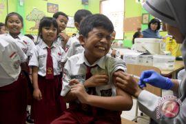 Sejumlah warga di 12 desa Temanggung tolak imunisasi