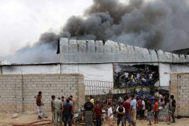 Serangan Yaman ancam situs warisan UNESCO