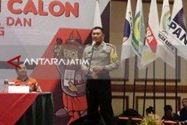 Kapolresta Malang: Polisi Pengawal Calon Bukan Timses (Video)