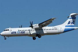 ATR 72 jatuh milik Aseman Airlines sudah berusia 25 tahun
