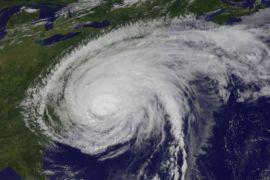 Siklon Maria bergerak menjauhi Indonesia