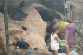 Menelusuri permasalahan gizi buruk Desa Batu Ampar