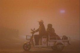 Kabut asap melonjak di Beijing
