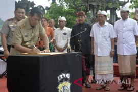 Wujudkan pilkada damai, Polda-ORI Bali bersinergi