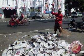 Solidaritas penyapu jalan Labuhanbatu yakin Indonesia tetap damai setelah Pilpres