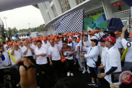 """Kemlu gelar Asian Games """"diplomatic walk"""""""