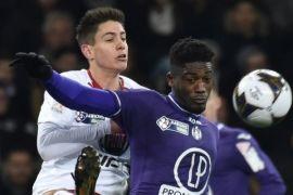 Enam gol tercipta saat Monaco ditahan Toulouse