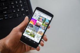Instagram browser akan dapat notifikasi