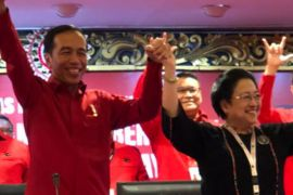 Jokowi akan ajak partai-partai pendukungnya tentukan cawapres