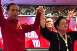 Penunjukan Jokowi hak prerogatif Megawati