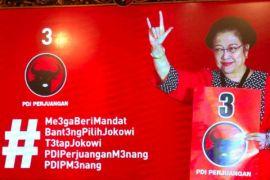 """""""Efek Jokowi"""" diyakini mampu tingkatkan elektabilitas PDI Perjuangan"""