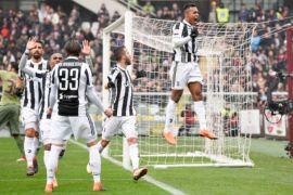 Juventus berpeluang kunci gelar ketujuh saat menjamu bologna