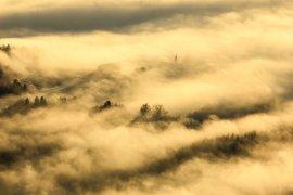 Masyarakat mulai resah akibat asap tebal