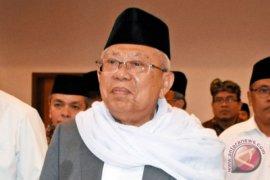 KH Maruf Amin dijadwalkan hadiri haul KH Wahab Nasution
