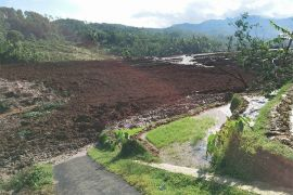 Tanah longsor melanda Brebes, satu orang tewas