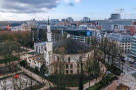 Jauhkan citra radikal, Saudi serahkan kendali masjid terbesar di Belgia