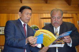 Negara kawasan Pasifik apresiasi indonesia bangun Papua