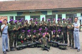 Pelantikan Menwa STPP Bogor