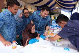 Rayakan HUT Astra, ACC berikan pengobatan gratis di Banda Aceh