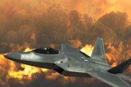 Jet - jet tempur Rusia serang satu kota di Suriah