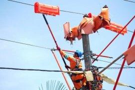 Rasio elektrifikasi Kalbar 100 persen tahun 2019
