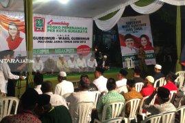 Kader PKB Surabaya Bentuk Posko Pemenangan Gus ipul-Mbak Puti (Video)