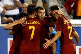 Roma, Bilbao, dan Spartak dihukum UEFA