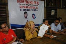 Sofyan-Jamilah akan Laporkan KPU Deli Serdang ke DKPP