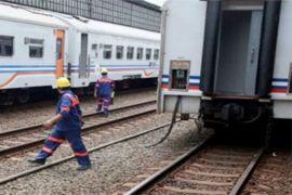 Banjir di Cirebon tidak ganggu perjalanan kereta