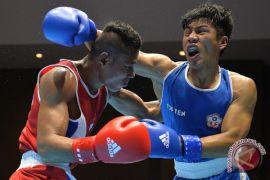 Tiga petinju indonesia melaju ke semifinal