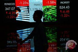 Indeks BEI melemah dalam bayang kecemasan pasar
