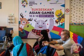 Tujuh kabupaten/kota Jabar terkait Asian Games 2018