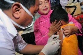 400 warga Pematangsiantar vaksin difteri