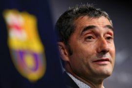 Klasemen La Liga usai pertandingan Sabtu