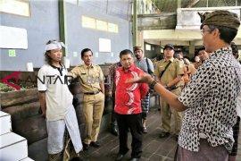 Wabup Anambas Kunjungi Rumah Kompos di Ubud