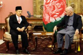 Indonesia harap segera tercapai perdamaian di Afghanistan